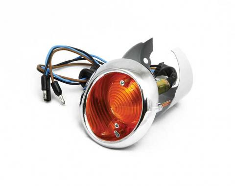 OER 1965-66 Mustang Park Lamp Assembly - RH 13203A