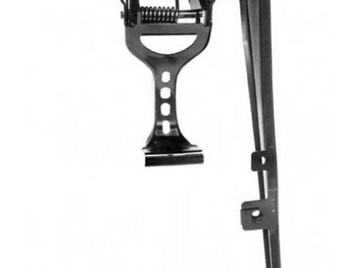 OER 1964-65 Hood Latch Assembly Grille Support/Grille Emblem Plate/Brace *16700L