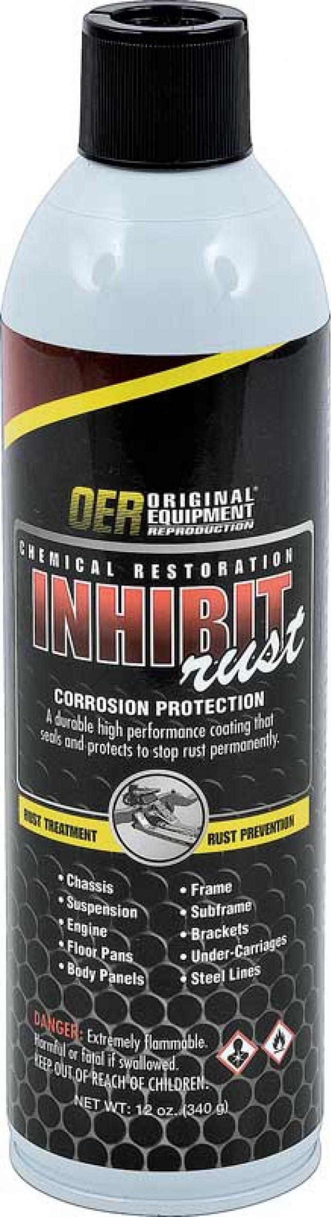OER Rust Inhibitor - 12 Oz Aerosol Can K86113