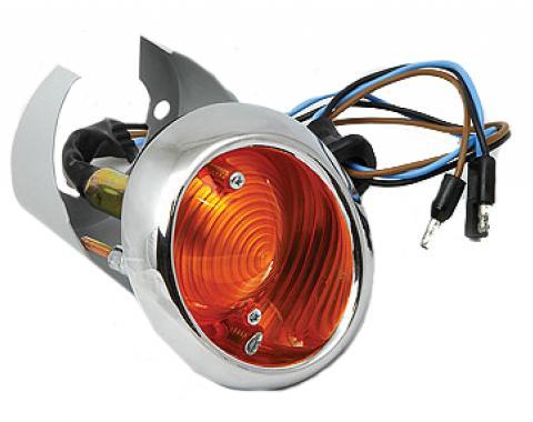 OER 1965-66 Mustang Park Lamp Assembly - LH 13203B