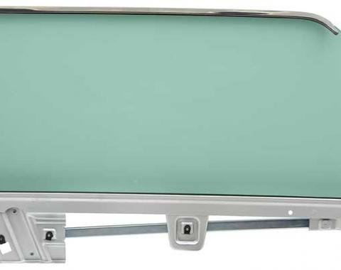 OER 1964-66 Mustang Door Glass Assembly Convertible Tinted - RH 21410CRTK