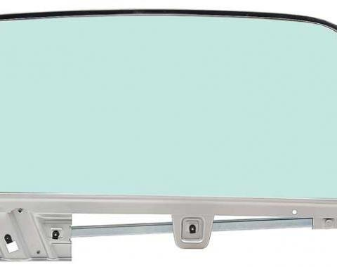 OER 1967-68 Mustang Door Glass Assembly Convertible Tinted - RH 21410FRTK