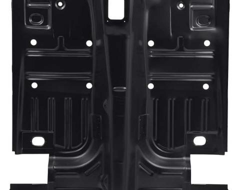 OER 1969-70 Mustang/Cougar Coupe & Fastback Complete Floor Pan M106