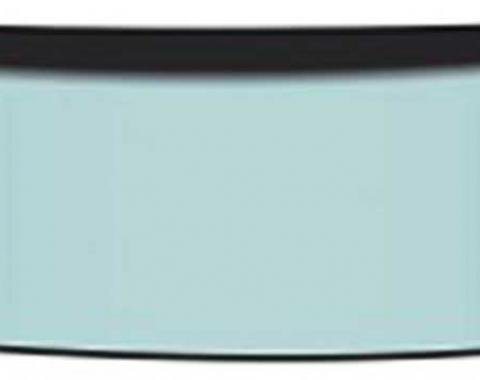 OER 1964-68 Mustang/Cougar Tinted Windshield With Shaded Band 03100A