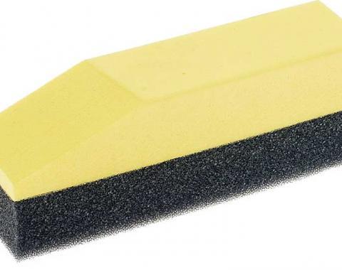 """OER 1-1/2"""" X 5-1/2"""" Foam Applicator with Yellow Foam Grip for Dressing K89460"""