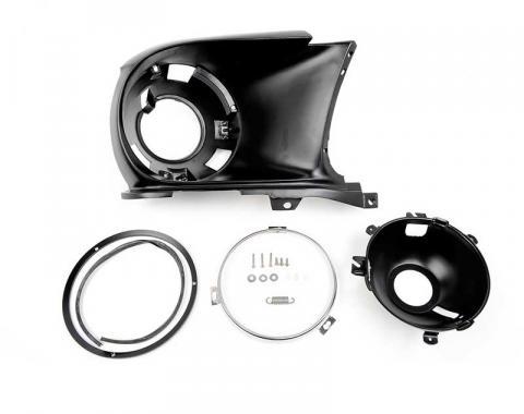 OER 1967-68 Mustang Headlamp Assembly RH 13008CR