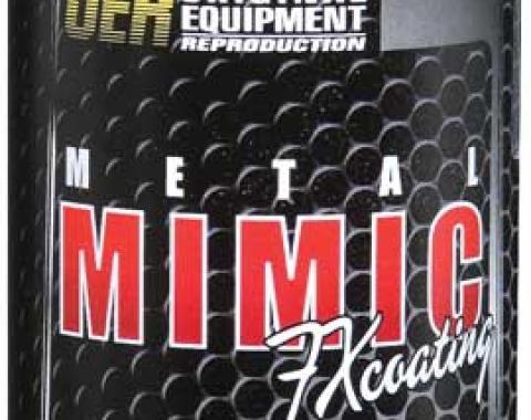 OER Metel Mimic FX Cast Blast Cast Iron Gray Paint 16 Oz Aerosol Can K89502