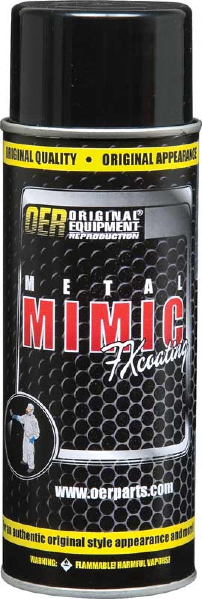 OER Metel Mimic FX Galvanized Zinc Blast Paint 16 Oz Aerosol Can K89501