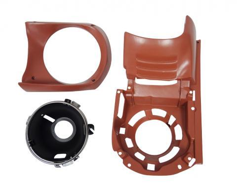 OER 1965-66 Mustang Headlamp Assembly Set RH 13008AR