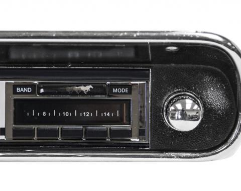 Custom Autosound 1967-1973 Ford Mustang USA-630 Radio