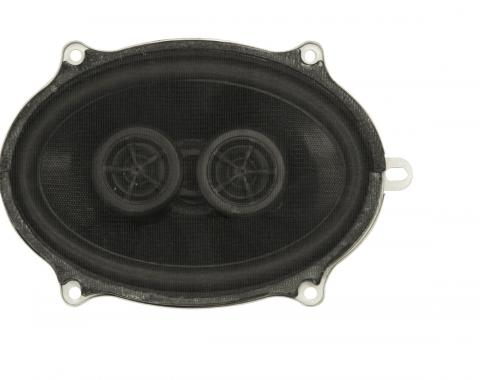 Custom Autosound 1969-1984 Ford Mustang Dual Voice Coil Speakers