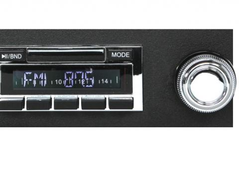 Custom Autosound 1967-1973 Mercury Cougar USA-630 Radio