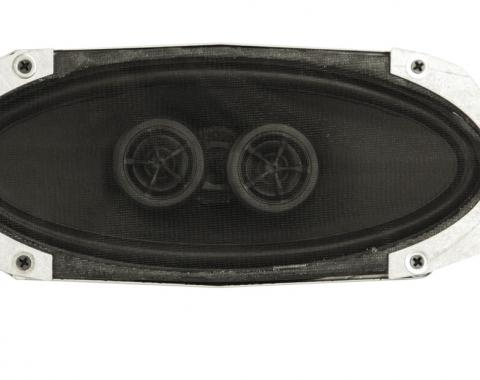Custom Autosound 1967-1968 Ford Mustang Dual Voice Coil Speakers