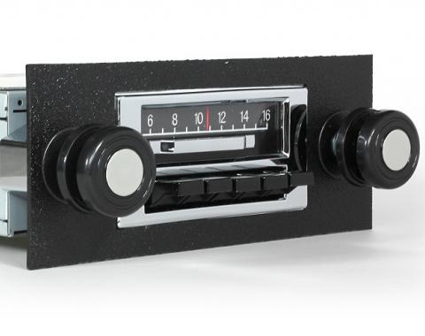 Custom Autosound 1969-1972 Chevrolet Chevelle & El Camino Slidebar Radio