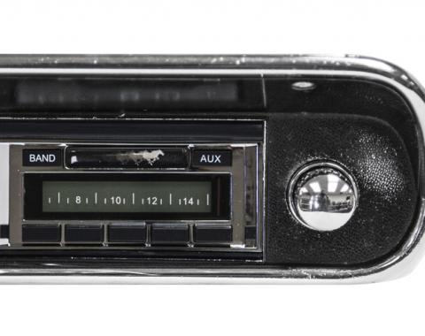 Custom Autosound 1967-1973 Ford Mustang USA-230 Radio
