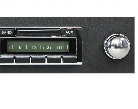 Custom Autosound 1967-1973 Mercury Cougar USA-230 Radio