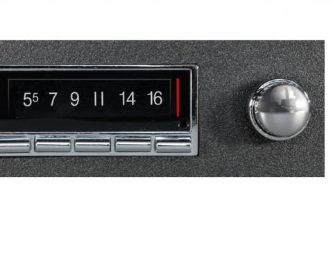 Custom Autosound 1967-1973 Mercury Cougar USA-740 Radio
